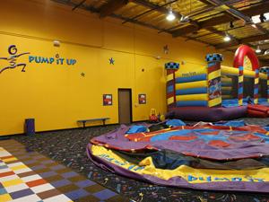Pump It Up Anaheim Chino Irvine Childrens Recreational Facilities Tenant Improvementbuild Out